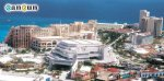 View of Punta Cancun and the Convention Center