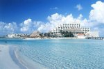 Hotel on the north tip of Isla Mujeres